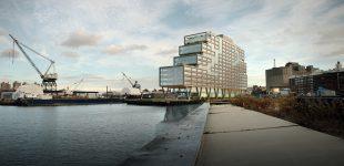 Dock 72 – Ein Bürogebäude, in dem Zukunft gestaltet wird