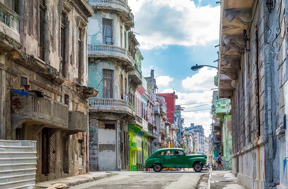 Der morbide Charme Havannas...