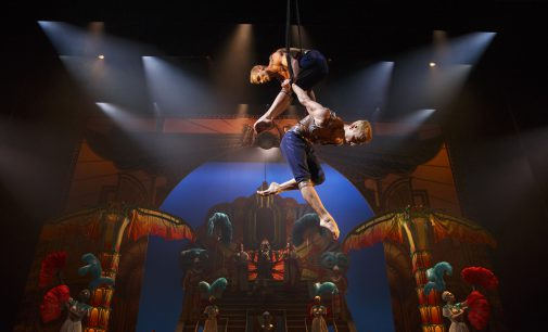 Cirque du Soleil Paramour – Artistik direkt vom Broadway!