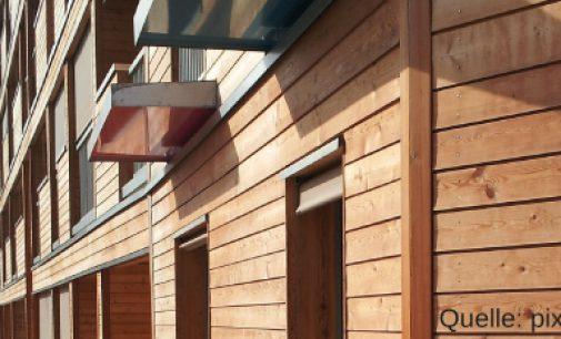 Urbaner Holzbau als Perspektive: Blick auf Norddeutschland