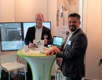 Komma,tec redaction stellt beim Conferencing and Seaport Day aus