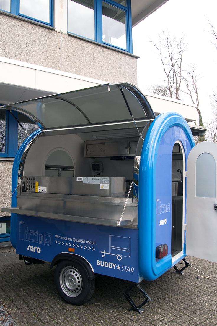 Saro Gastro-Products: Kompletter Foodtruck zu niedrigem Preis