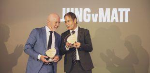 Award of Excellence für Ikonen der Werbebranche
