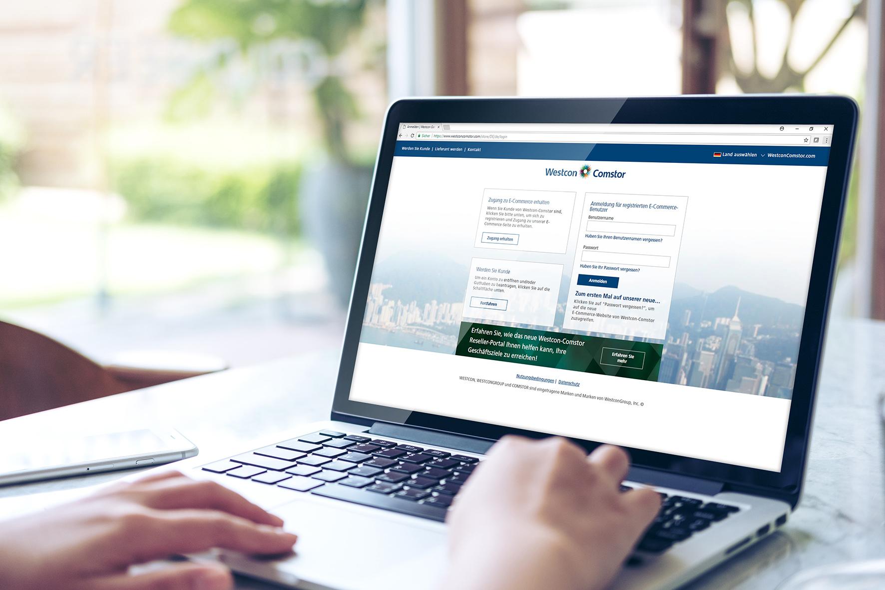 Das neue E-Commerce 2.0-Portal von Westcon-Comstor ist unter www.westconcomstor.com/store online.