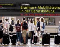 """Als Azubi ins Ausland? – Konferenz """"Mobilität in der Berufsbildung"""""""