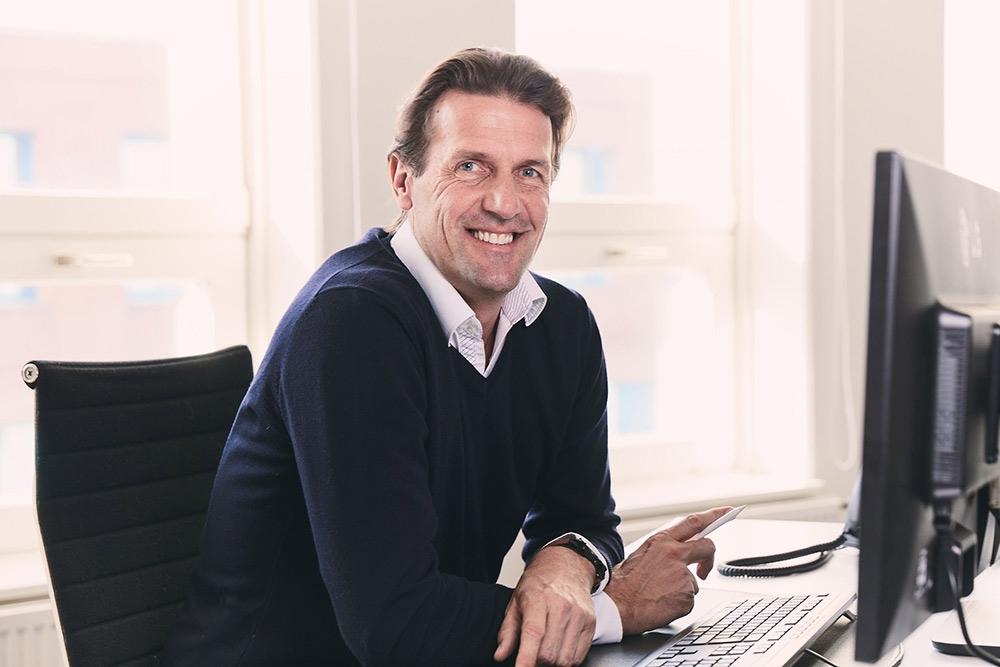 Gernot Sagl, Geschäftsführer der Snom Technology GmbH