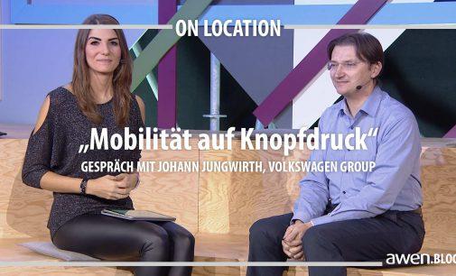 """""""Mobilität für alle auf Knopfdruck"""""""