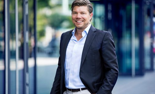 "Carsten Kaisig mit China E-Commerce Plattform ""DONGXii"" auf dem Business Angels Tag 2018"