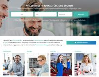CALUMA | Personal per Zeitarbeit & Personalvermittlung