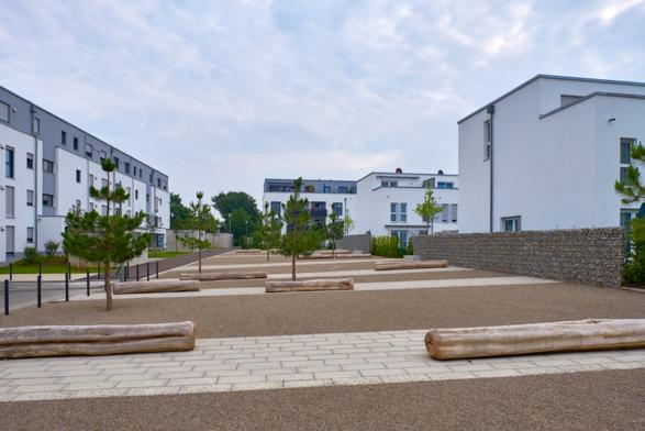 Sommerlicher Wärmeschutz mit Mauerwerk aus UNIKA Kalksandstein.