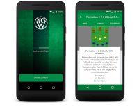 Neue App unterstützt Tormanntraining bei Wacker Innsbruck
