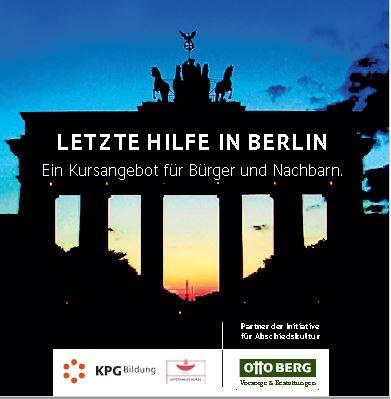 Letzte Hilfe Berlin
