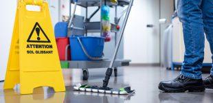 Professioneller Reinigungs- und Hygienebedarf für Unternehmen