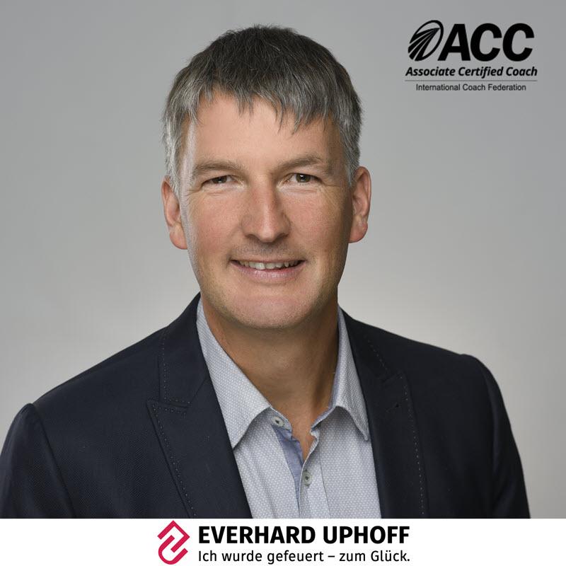 Zertifizierter ICF Coach Everhard Uphoff