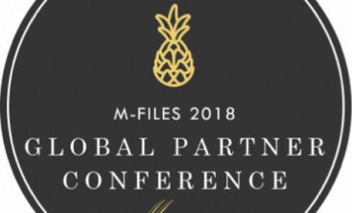 M-Files feiert den Erfolg mit Partnern in Miami