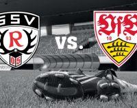 Automesse vor Spiel SSV Reutlingen 05 – VfB Stuttgart