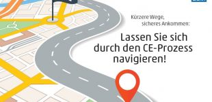 WEKA Manager CE 3.2 navigiert durch den CE-Prozess