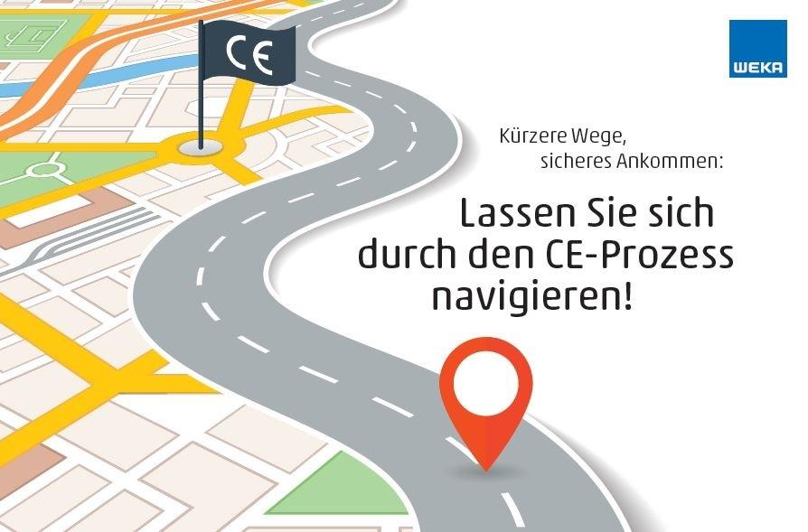 CE-Kennzeichnung nach Maschinenrichtlinie leicht gemacht