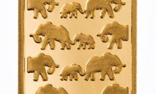 Rand Refinery: Krügerrand und Investmentbarren aus Gold mit Elefantenmotiven würdigen die Natur Südafrikas