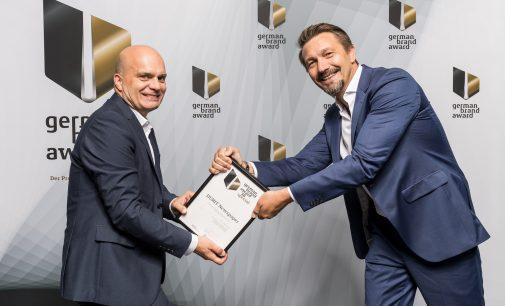 ipanema2c gewinnt German Brand Award für DURIT Hartmetall.