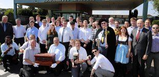 Brauer und Mälzer wurden in Issum am Niederrhein feierlich losgesprochen – Ein schöner Tag für 32 junge Brauer und Mälzer
