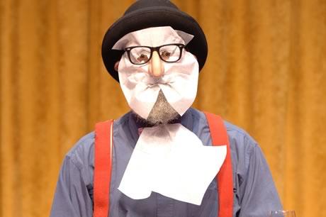 Der Broadway Star Avner Eisenberg