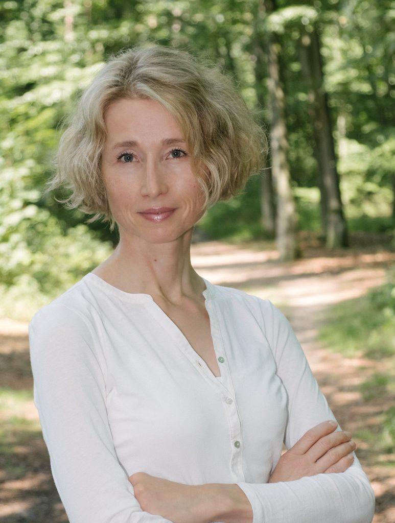 Mit sich und der Natur im Einklang: Die Gütersloherin Claudia Meyer