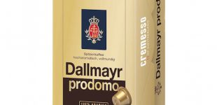 Neu & exklusiv: Dallmayr Kaffeespezialitäten dauerhaft erhältlich für Cremesso Kaffeekapselsystem