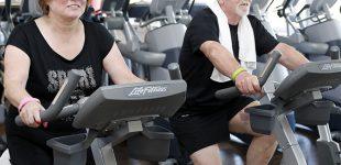 Der Aktiv-Sportpark Moers hat Angebote für alle Generationen – Immer mehr Senioren setzen auf Bewegung