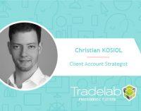 Tradelab Deutschland bekommt Zuwuchs: Client Account Strategist Christian Kosiol