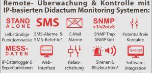 Praxiserprobe IT Alarmsysteme für Schutz des Serverraums