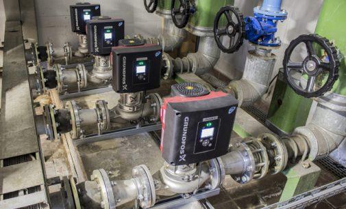Optimiertes Pumpensystem sorgt für Energieeinsparung in Klinikum – Presseinformation der pesContracting GmbH