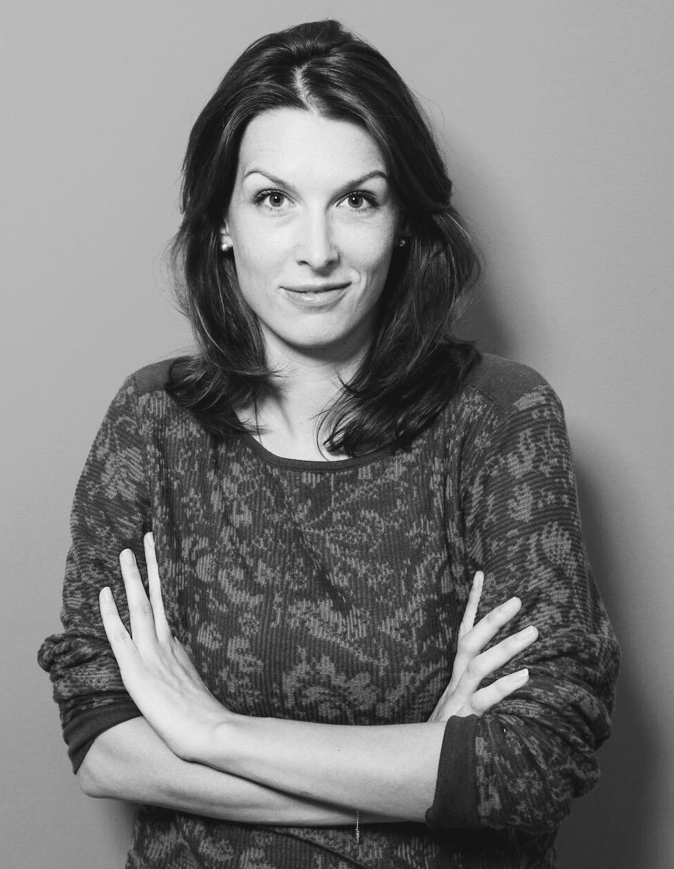 Jana Baum, neue Geschäftsführerin IW Medien