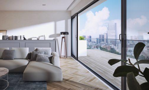 ALUPROF bringt neues System für Schiebe-Balkontüren auf den Markt