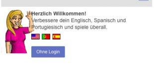 Spielend 4 Sprachen erlernen