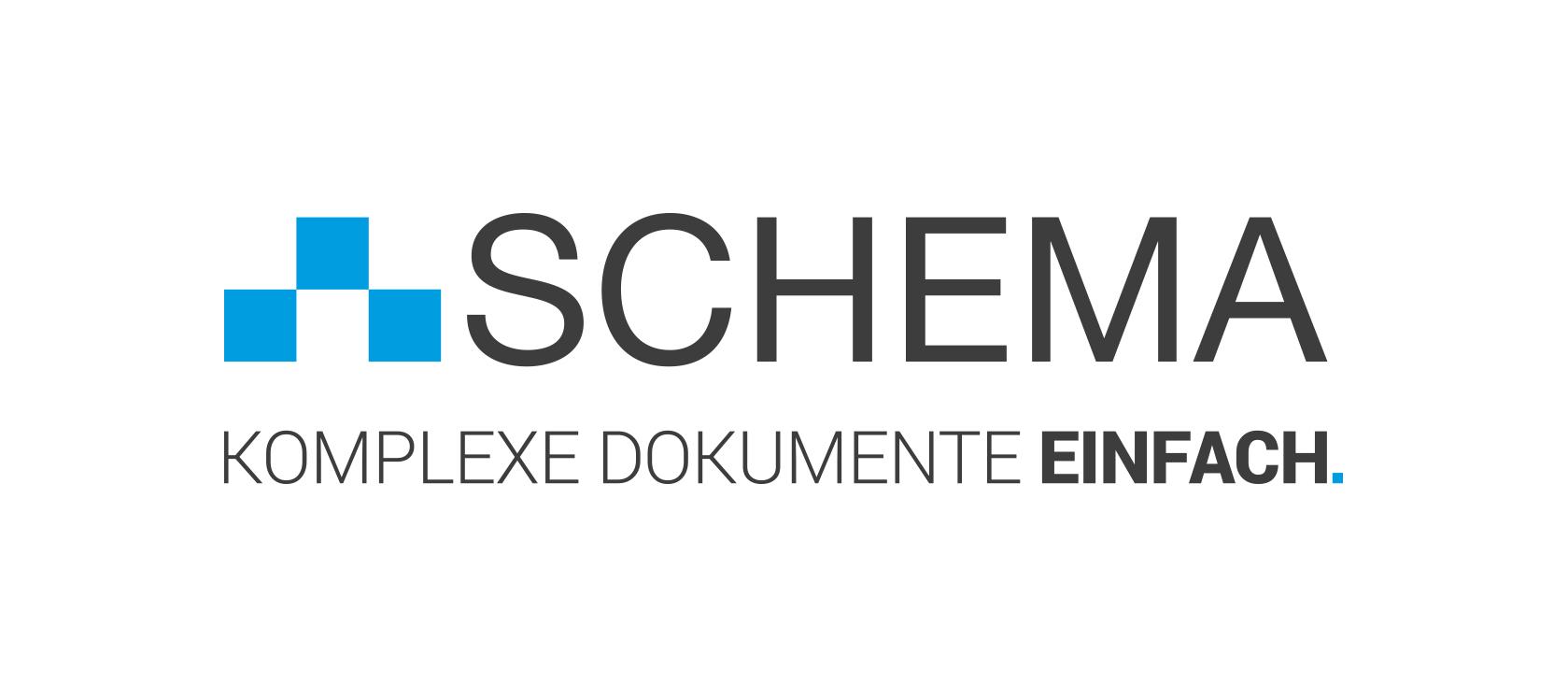 SCHEMA  - Komplexe Dokumente einfach.