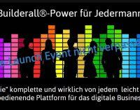 Einladung zum Builderall Pre-Launch Webinar