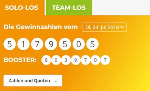 ?Bildung gewinnt / Erste Ziehung der neuen Bildungs-Chancen-Lotterie