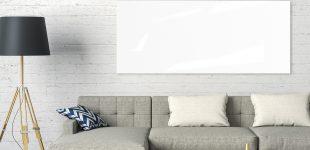 VASNER Zipris GR » Der neue Infrarot Glasheizkörper im Ultra Slim Design