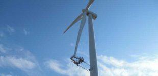 WindEnergy Hamburg: Käufer bringt Rotorblattbefahranlage für Windkraftanlagen bis 12 Megawatt auf den Markt