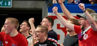 Erfolgreiche Reise für den HC Erlangen: DHB-Pokal Achtelfinale erreicht