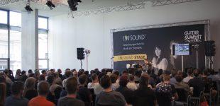 ZWEITER GUITAR SUMMIT MIT PINK EVENT SERVICE ERFOLGREICH