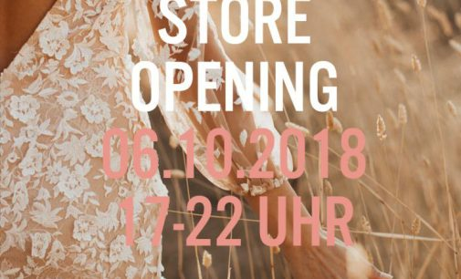 """You are Main"" – neuer Bridal Concept Store in Frankfurt"