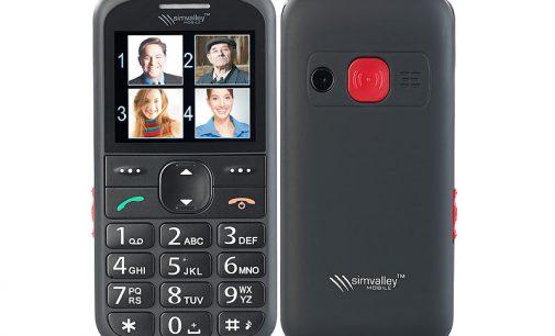 simvalley communications Komfort-Handy XL-940