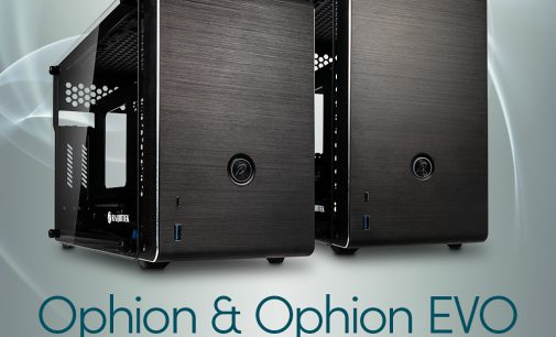 JETZT bei Caseking – Die kompakten Raijintek Ophion & Ophion EVO Mini-ITX-Gehäuse.