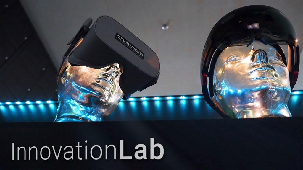 Nur einige der Geräte aus dem Innovation Lab der Phaenom GmbH ©Phaenom GmbH