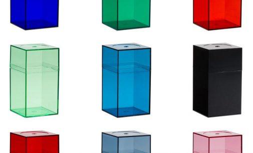 VarioColors ModernArt Boxen in 17 verschiedenen Farben