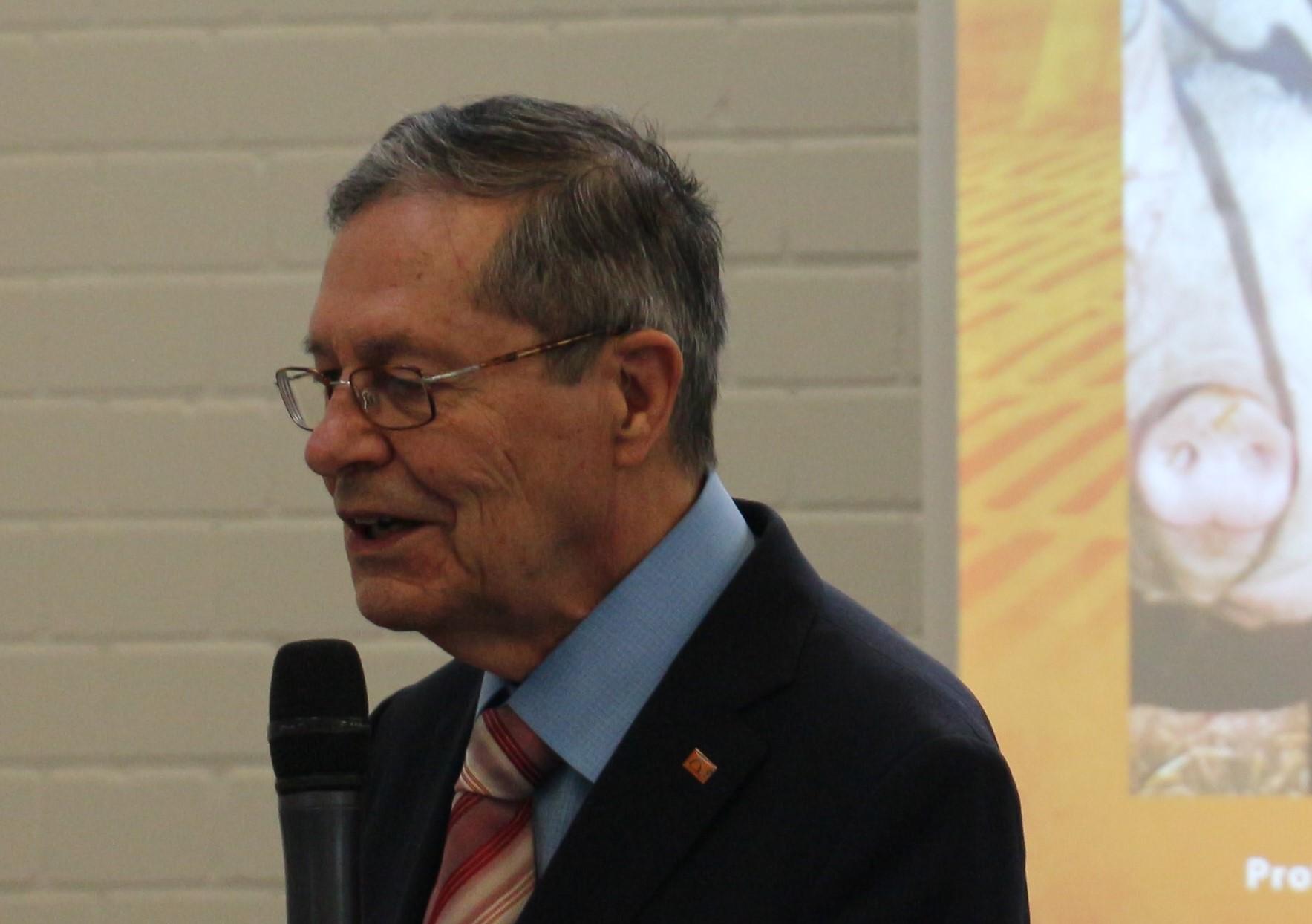 Prof. Dr. Klaus Buchner (MdEP/ÖDP)