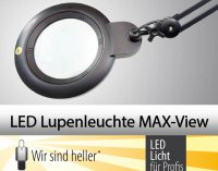 LED Lupenleuchte MAX-View
