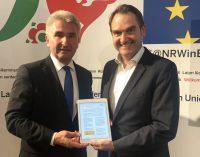 BITMi überreicht Minister Pinkwart Stellungnahme zur Digitalstrategie NRW